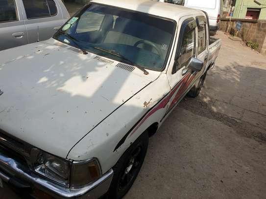 Toyota Hilux 1989 22r