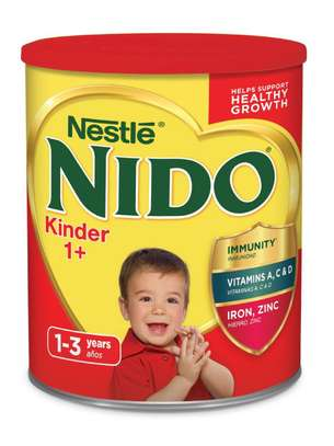 Nido milk 1_3 years