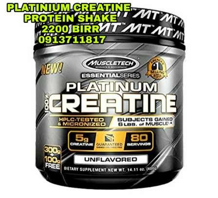 Platinium creatine