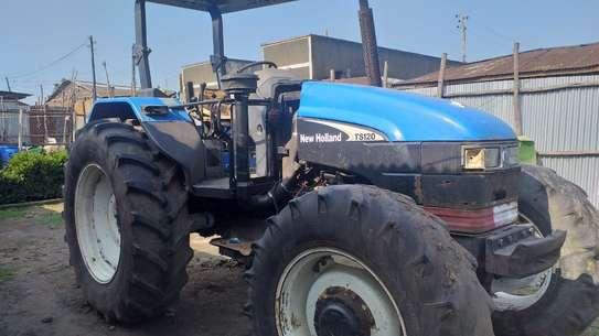 2007 Model-Tractor