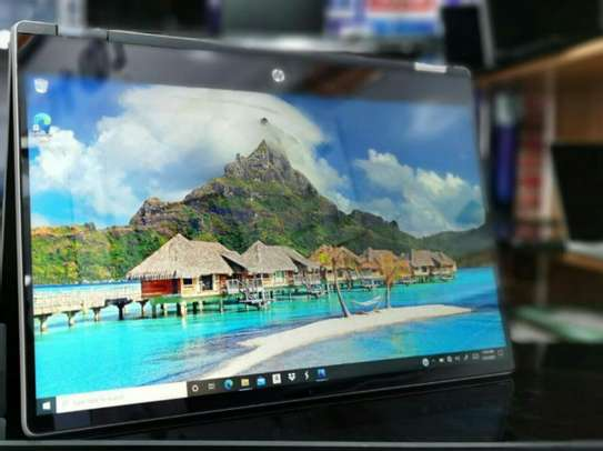 Hp Pavilion x360 2in1 convertible  Intel™ Core i5 10th Generation (2020) image 2