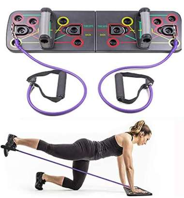 Multifunction Push-up Stands For GYM Body Training image 8