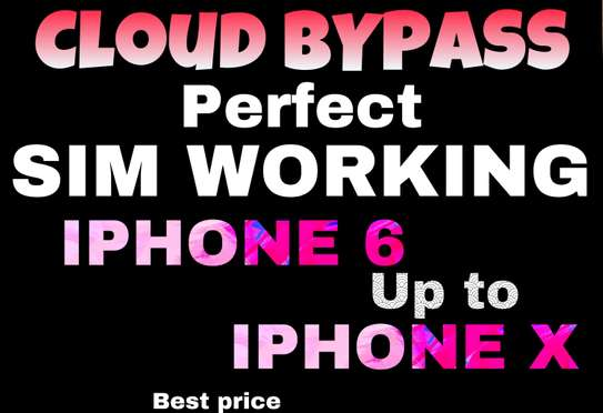 iCloud Bypass with Sim working