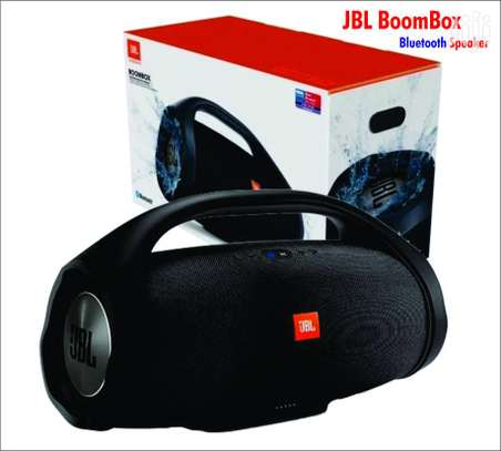 JBL boom box    Price 2999 ETB with Free delivery image 1