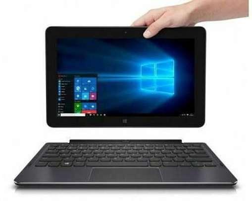Dell Intel Core M-5Y10C      processor Windows 10 (64Bit) image 2