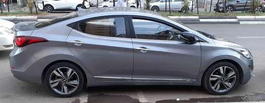 2014 Model Hyundai Avante image 1