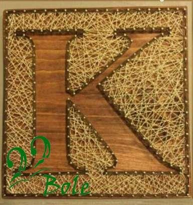 K String Art