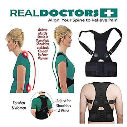 Back/shoulder Brace Posture Corrector image 5