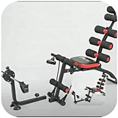 Wonder Core Six Pack Care Machine with Pedals image 1