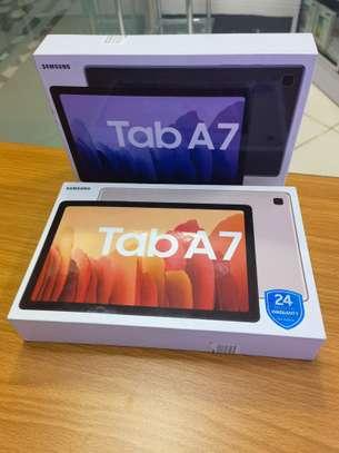 Samsung Tab A7 2021 Storage 32GB RAM 3GB sim+wifi brand new sealed image 1