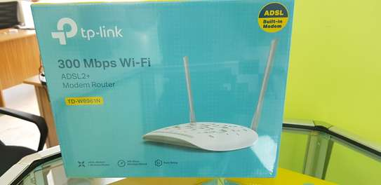 Tplink adsl wifi router image 1