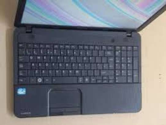 Toshiba core i3 4GB ram 500 GBB 15.6inch Used excellent condition  Price 8800 image 1