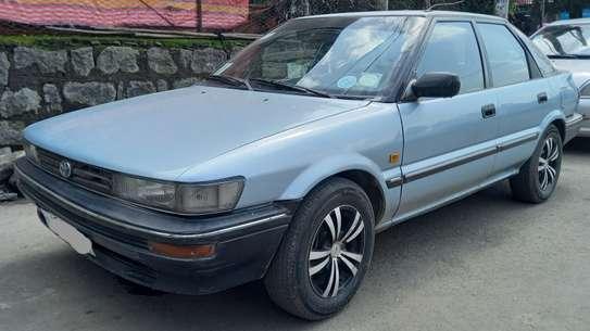 Toyota Hatchback 2E image 1