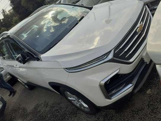 2020 Model-Chevrolet Captiva image 4
