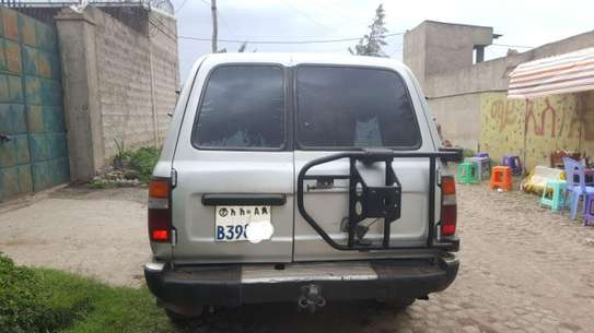 1998 Model-Toyota Land Cruiser