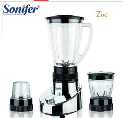 Sonifer 3 in one Blender