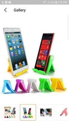 Universal Foldable Stand for Smartphone and Tablet