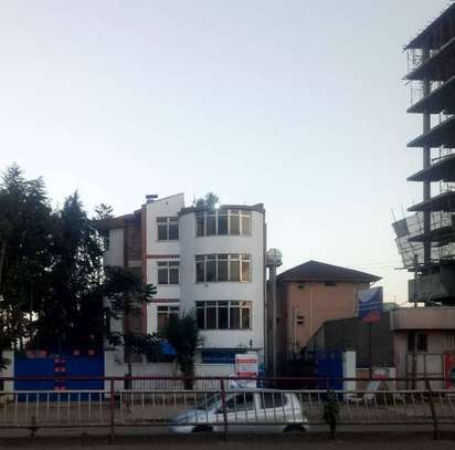 500 Sqm G+3 Building For Sale