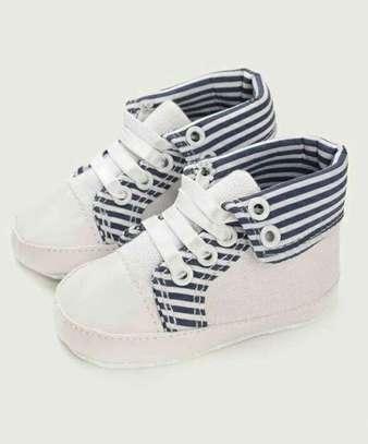 White New Fashion Kids Shoes