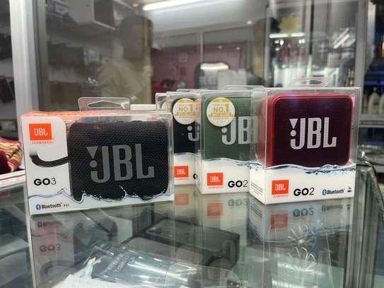 JBL Bluetooth speaker Geo 3 image 1