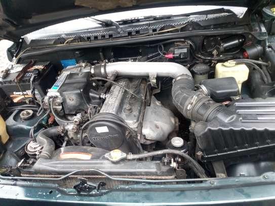 1993 Model-Suzuki Vitara JLX image 5