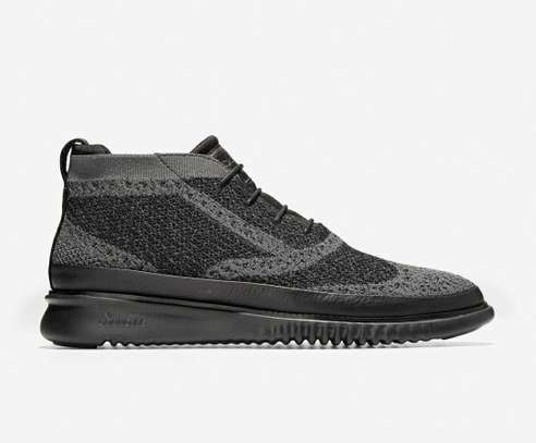 Cole Haan Water Resistant Chukka Boots image 1