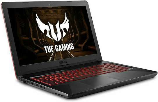 Asus Tuf Core i7 8th Generation Laptop image 2