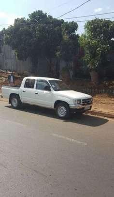 1999 Model-Toyota Hilux image 7