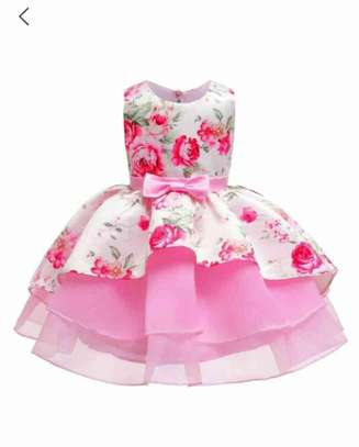 Toddler Girls Party Dress