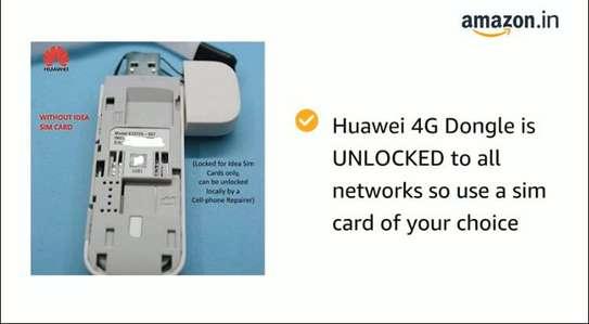 Huawei E3372 4G LTE Dongle image 2