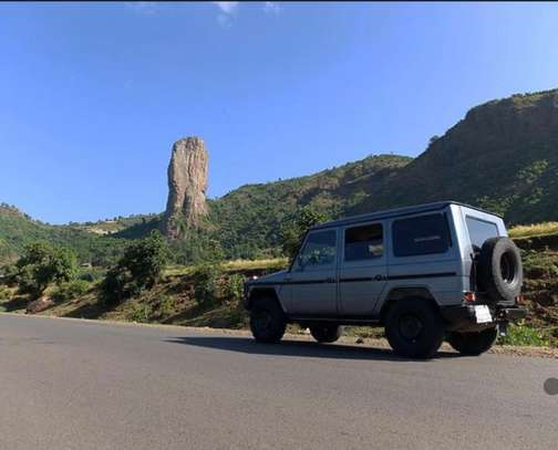 1994 Model-Mercedes Benz G Wagon GD 290 image 3