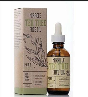 Tea Tree Clarifying Face Oil