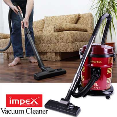 Impex Vacum Cleaner With Blower Function 1600 Watts, image 1