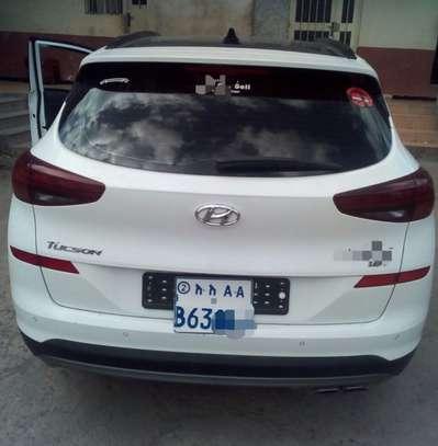 2019 Model Hyundai Tucson image 3