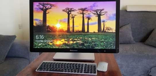 Lenovo all in one desktop image 1