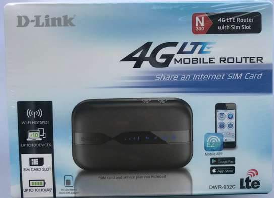 D-Link 4G WiFi Router in Addis Ababa | Qefira