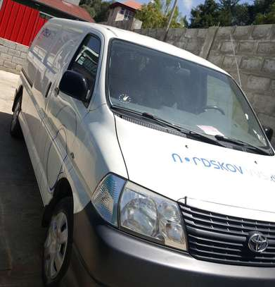 2008 Model-Toyota Hiace Shark