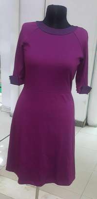 Purple New Fashion Women Mini Dress