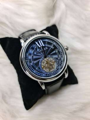 Cartier Men's Watch With Box image 2