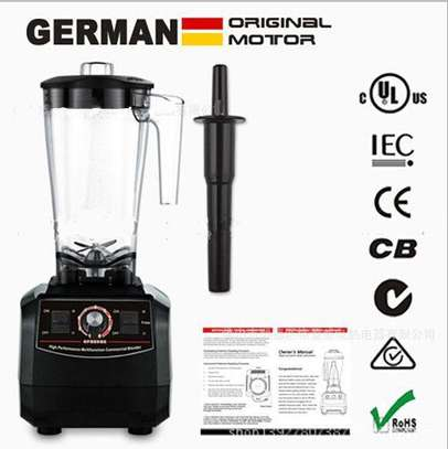 Commercial Multi Functional Blender