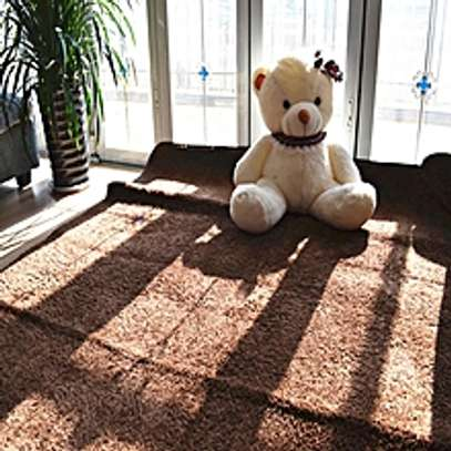 Colorful 80*120cm Soft Home Living Room Floor Mat image 1