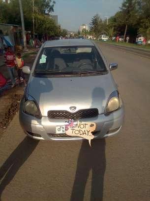 2002 Model Toyota Vitz image 3