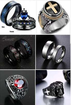 Rings and bracelets image 1
