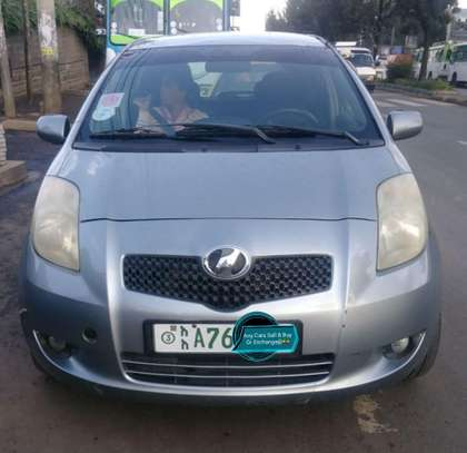 2007 Model-Toyota Yaris image 1