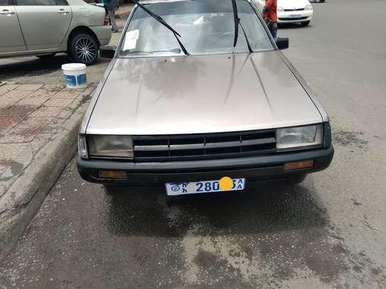 1986 Model-Toyota Liftback GL image 4