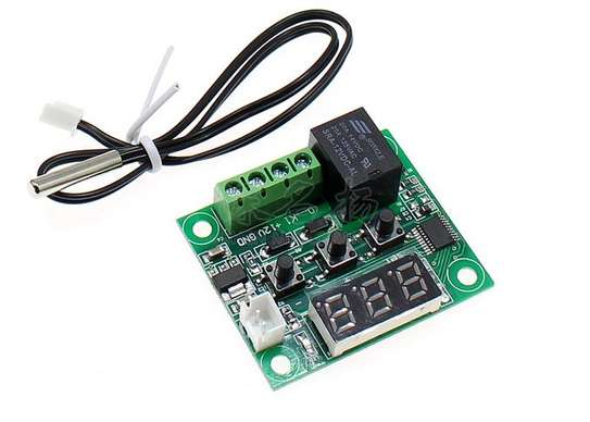 w1209 thermostat temperature controller for incubator image 1