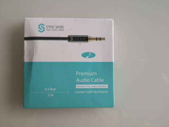 2m audio cable new
