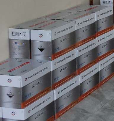 JZ Auto Battery image 2