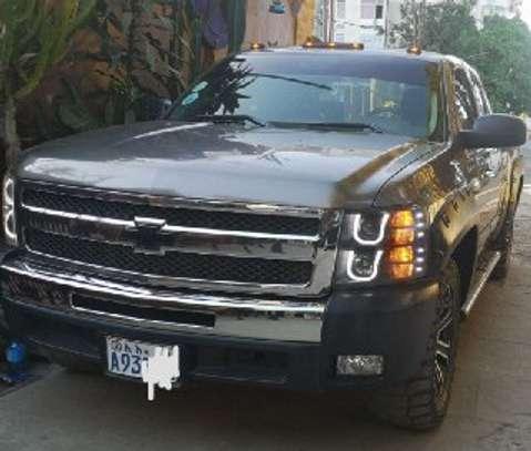 2014 Model Chevrolet Silverado image 3