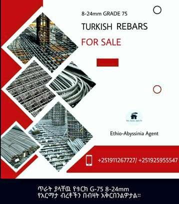 Turkish Rebars For Sale